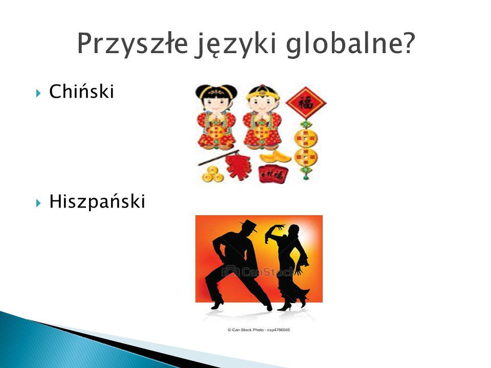 Przyszłe języki globalne