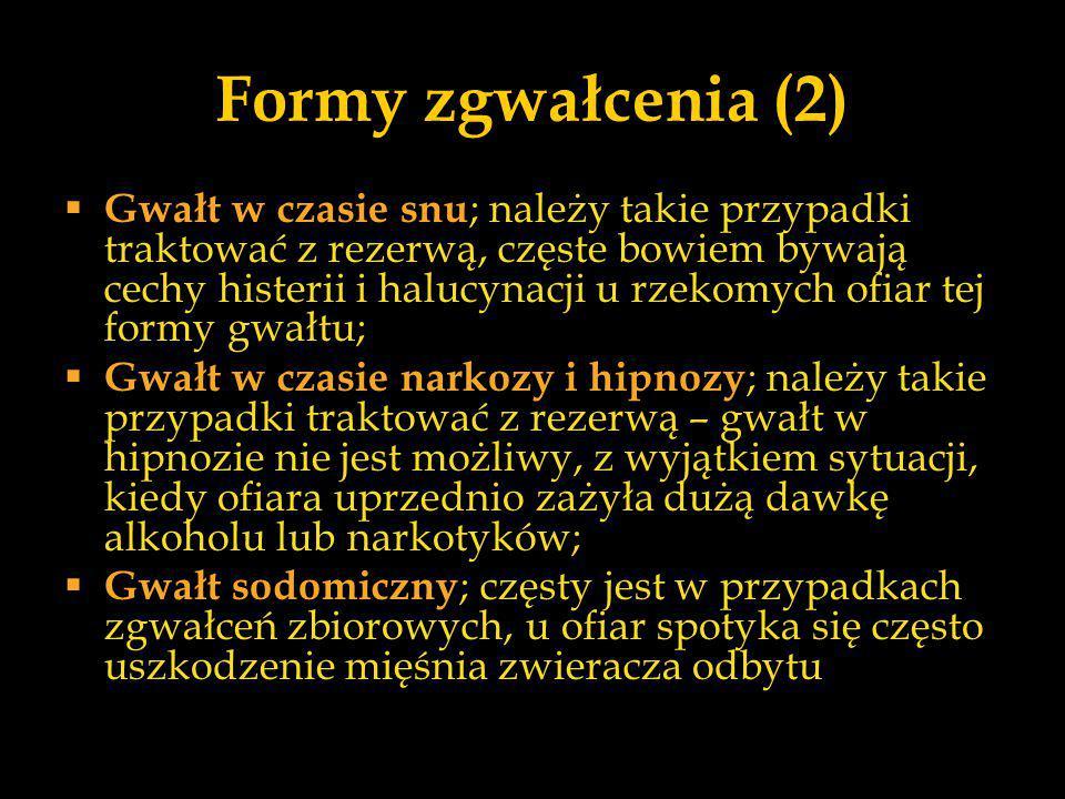 Formy zgwałcenia (2)