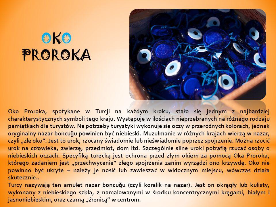 OKO PROROKA
