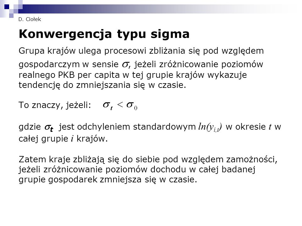 Konwergencja typu sigma