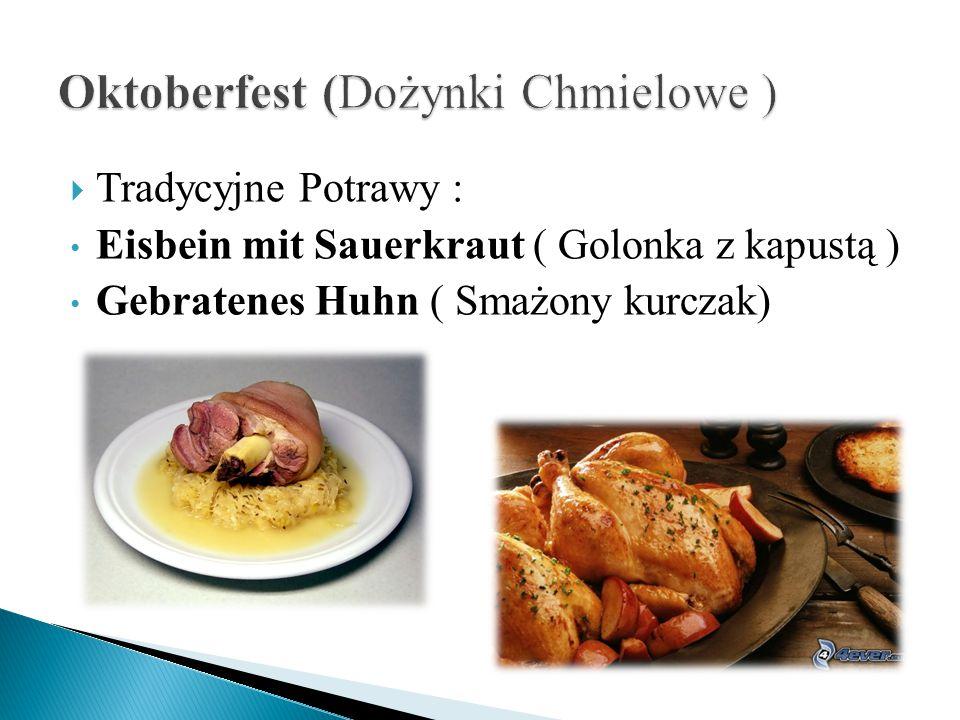 Oktoberfest (Dożynki Chmielowe )