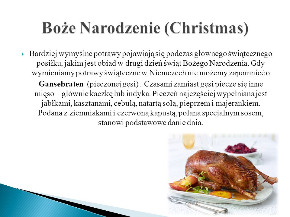 Boże Narodzenie (Christmas)