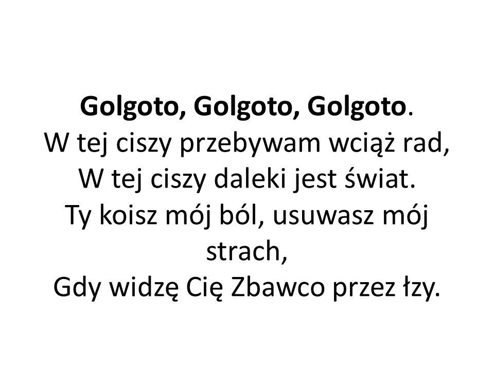 Golgoto, Golgoto, Golgoto
