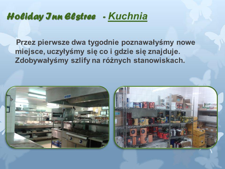 Holiday Inn Elstree - Kuchnia