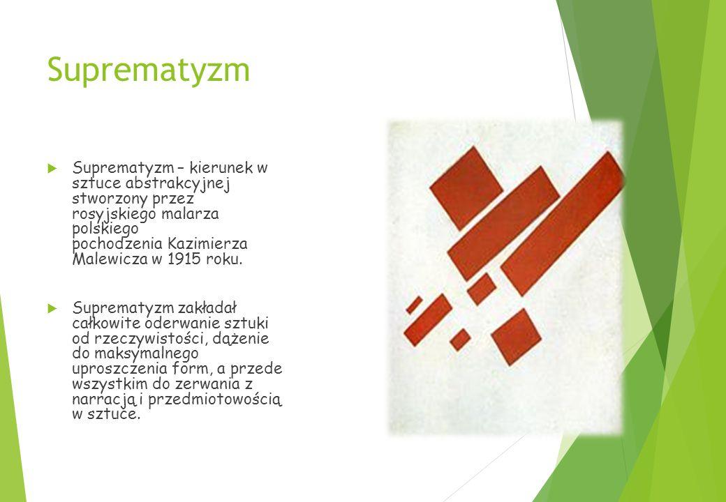 Suprematyzm