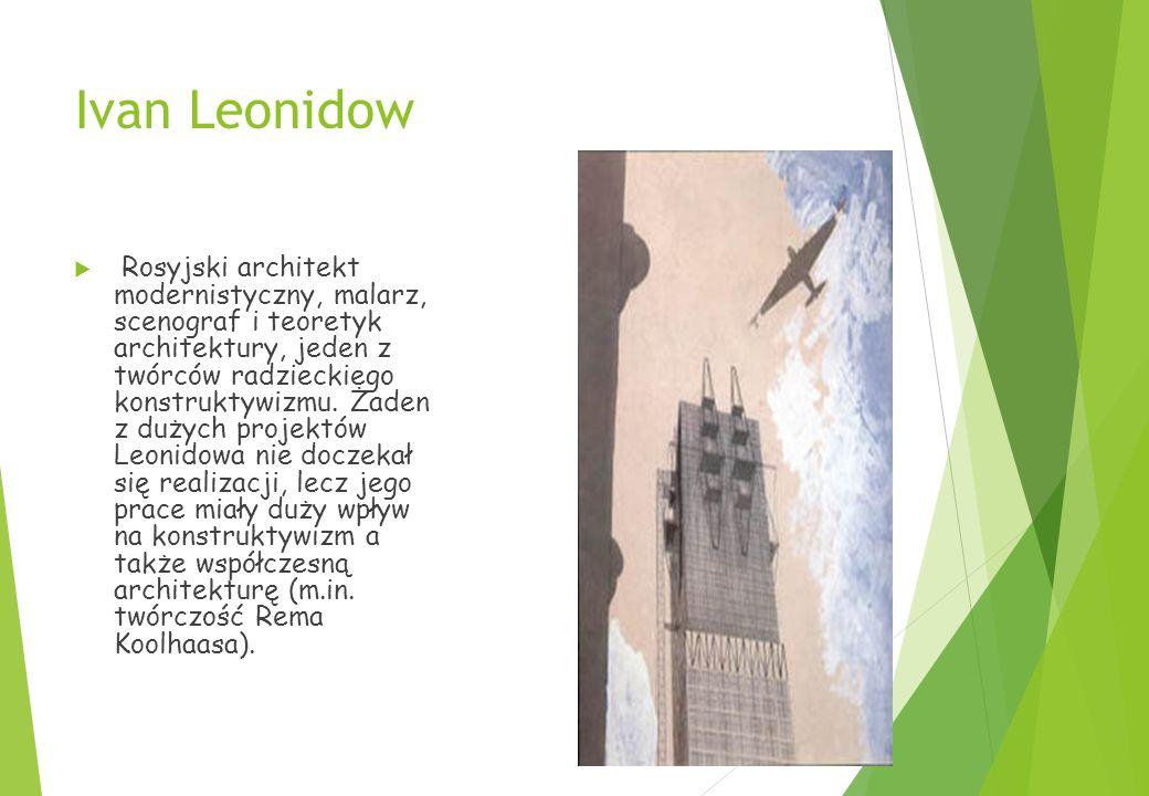 Ivan Leonidow