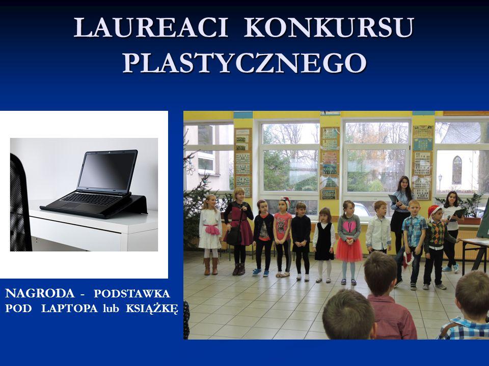 LAUREACI KONKURSU PLASTYCZNEGO