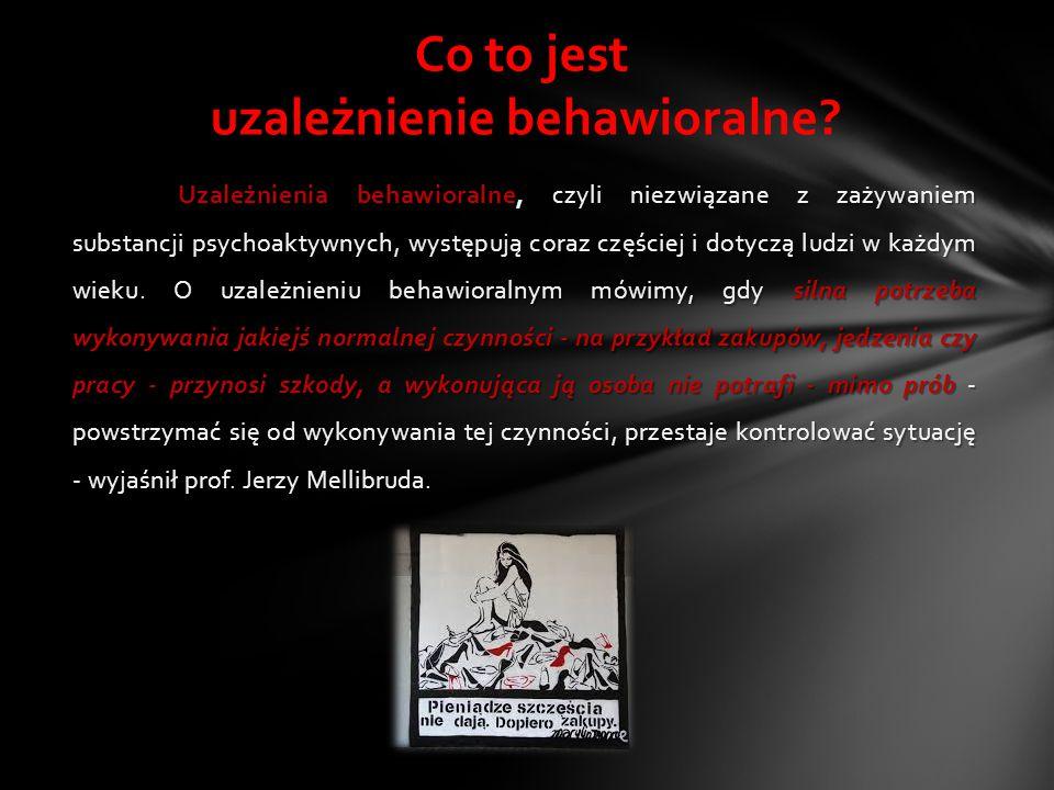 Co to jest uzależnienie behawioralne