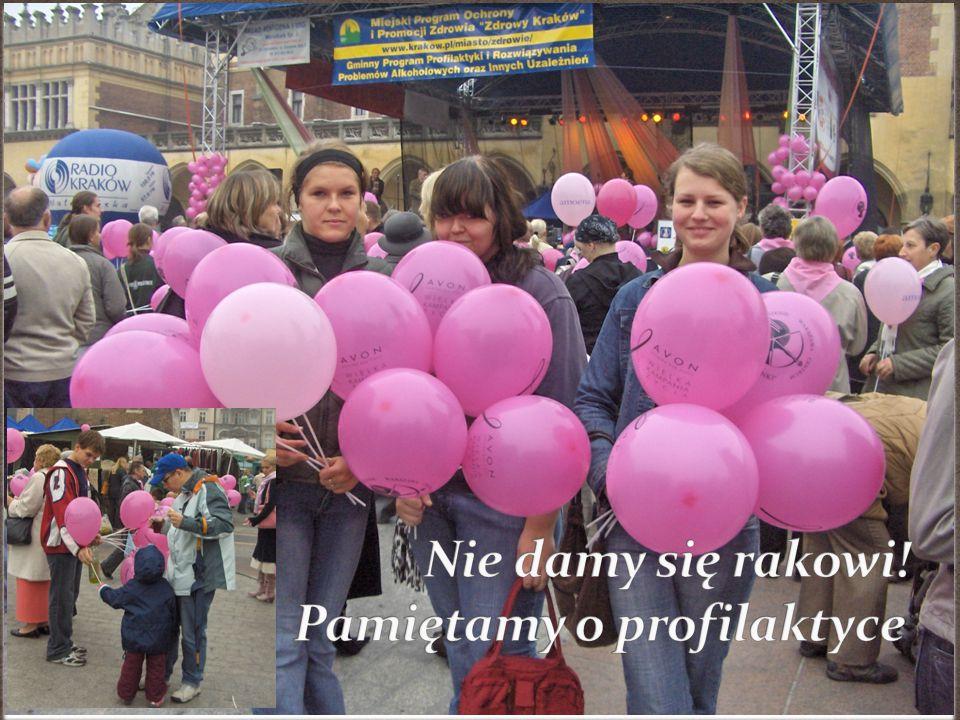Nie damy się rakowi! Pamiętamy o profilaktyce