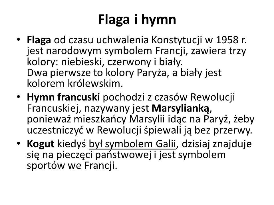 Flaga i hymn