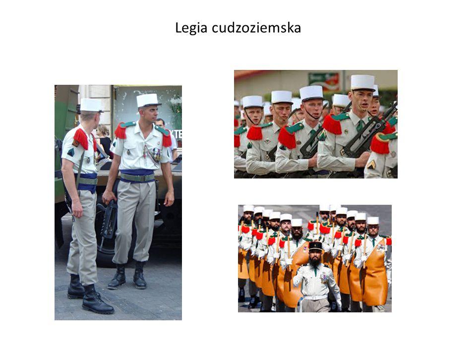 Legia cudzoziemska