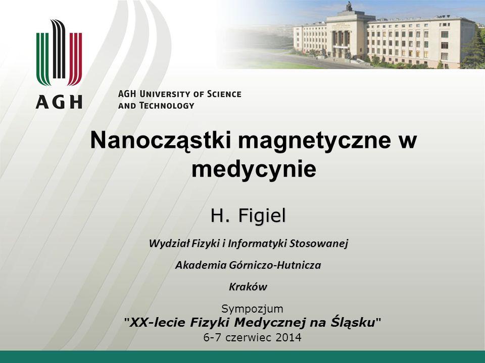 Wydział Fizyki i Informatyki Stosowanej Akademia Górniczo-Hutnicza