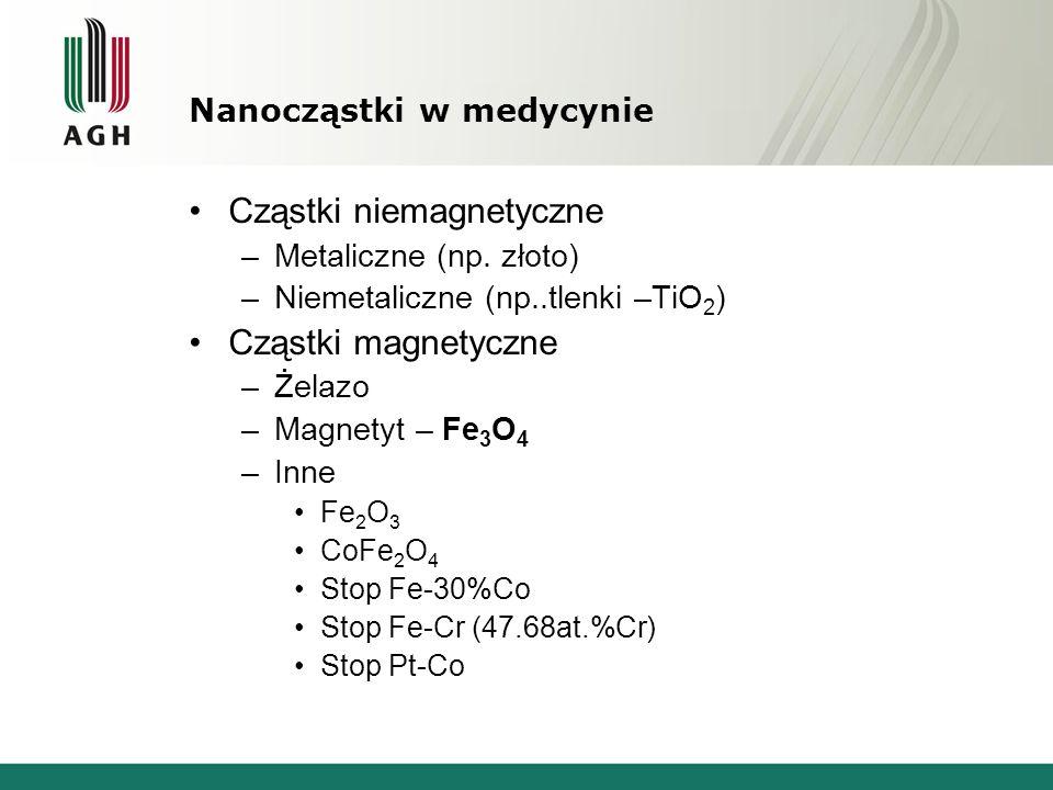 Nanocząstki w medycynie
