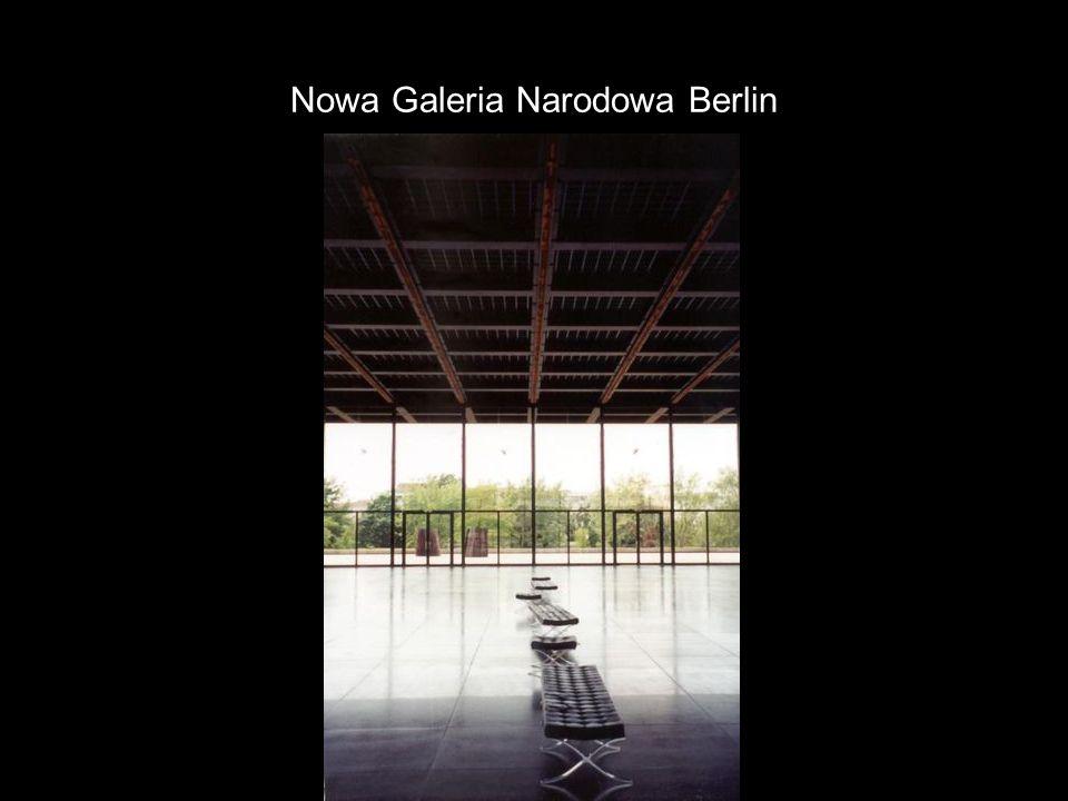 Nowa Galeria Narodowa Berlin