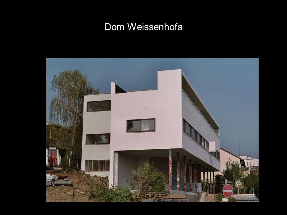 Dom Weissenhofa
