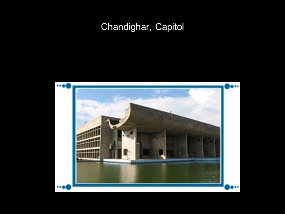 Chandighar, Capitol