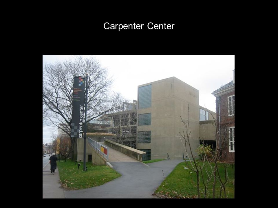 Carpenter Center