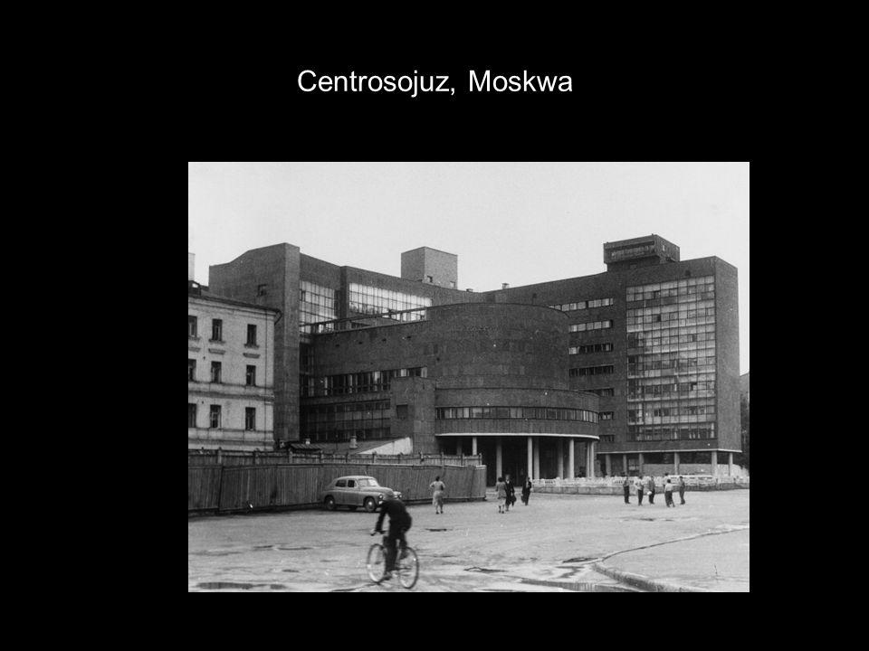 Centrosojuz, Moskwa