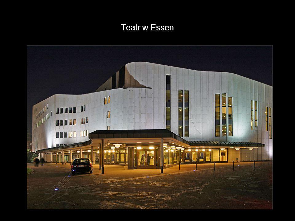 Teatr w Essen