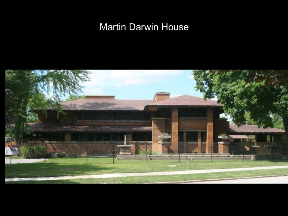 Martin Darwin House