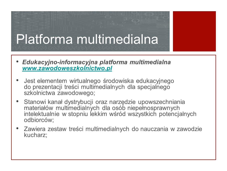 Platforma multimedialna