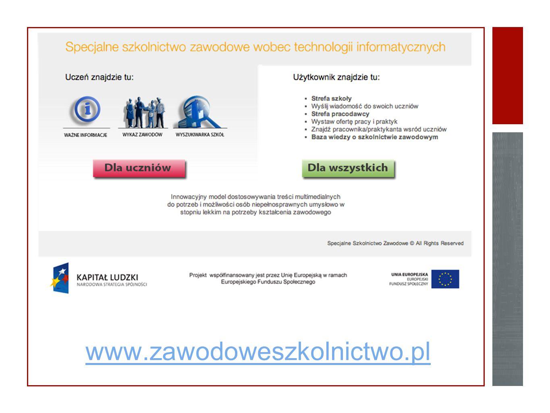 www.zawodoweszkolnictwo.pl