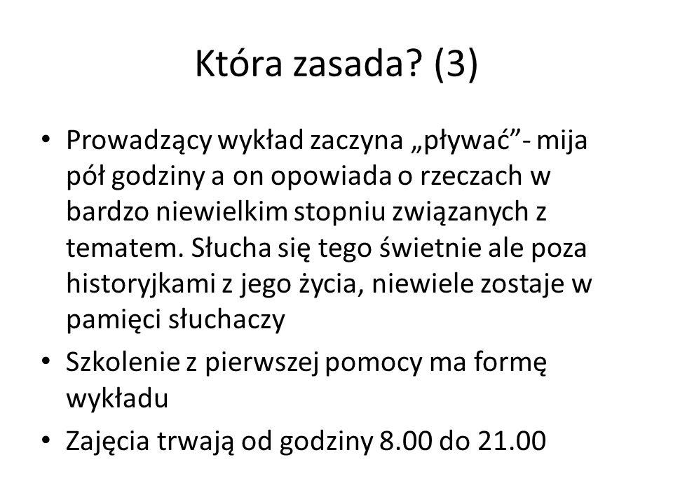 Która zasada (3)