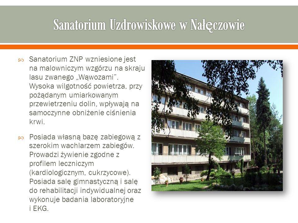 Sanatorium Uzdrowiskowe w Nałęczowie