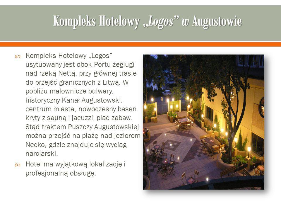 "Kompleks Hotelowy ""Logos w Augustowie"