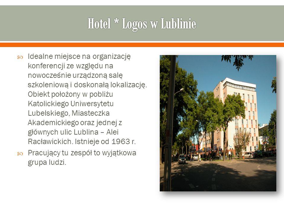 Hotel * Logos w Lublinie