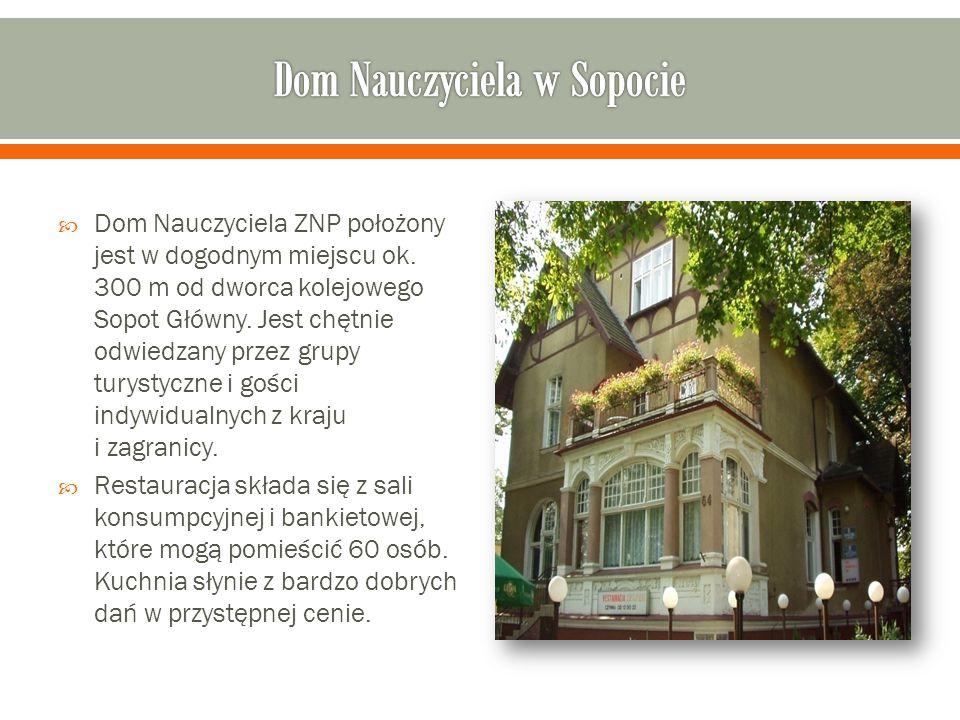 Dom Nauczyciela w Sopocie