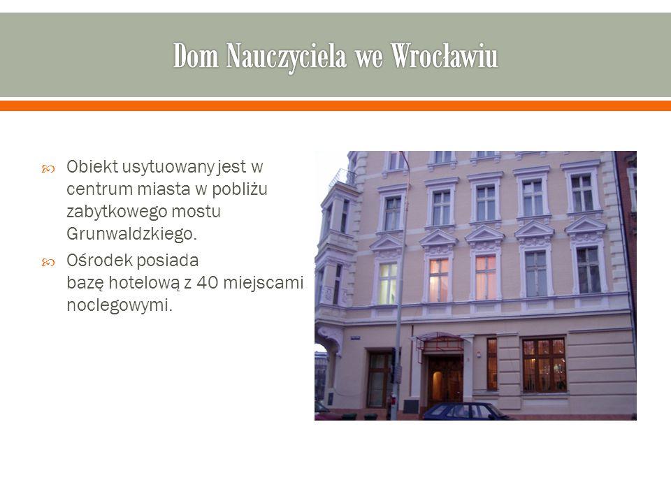 Dom Nauczyciela we Wrocławiu