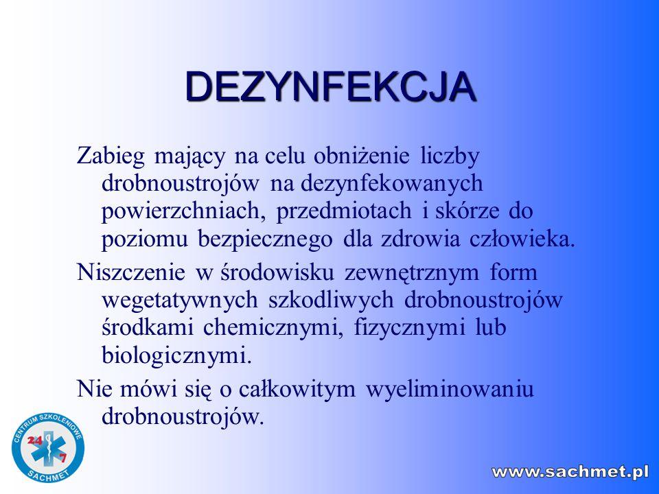DEZYNFEKCJA