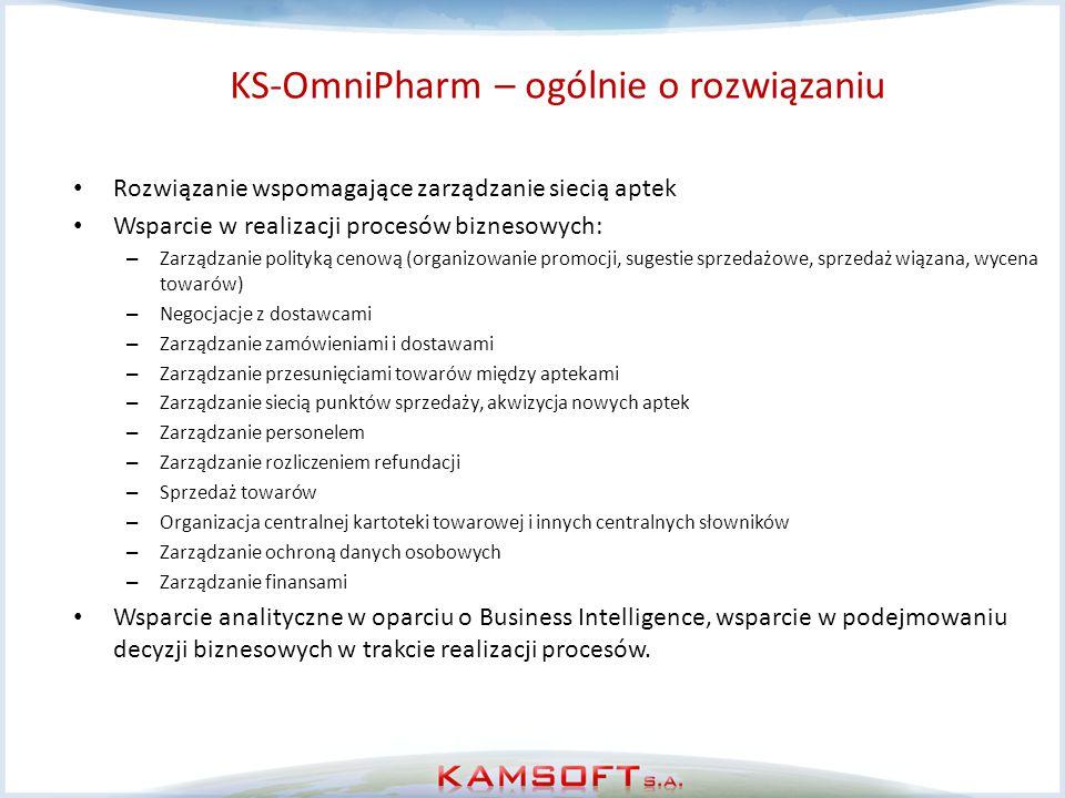 KS-OmniPharm – ogólnie o rozwiązaniu