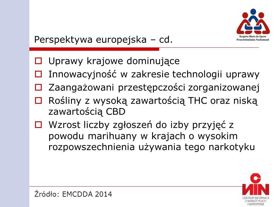 Perspektywa europejska – cd.