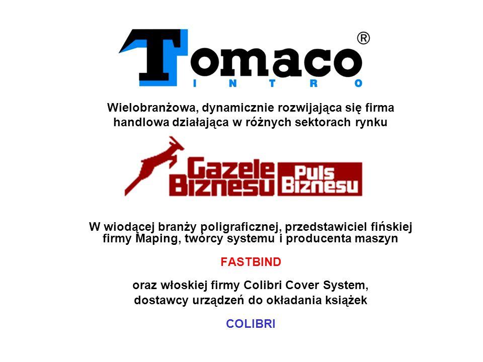 oraz włoskiej firmy Colibri Cover System,