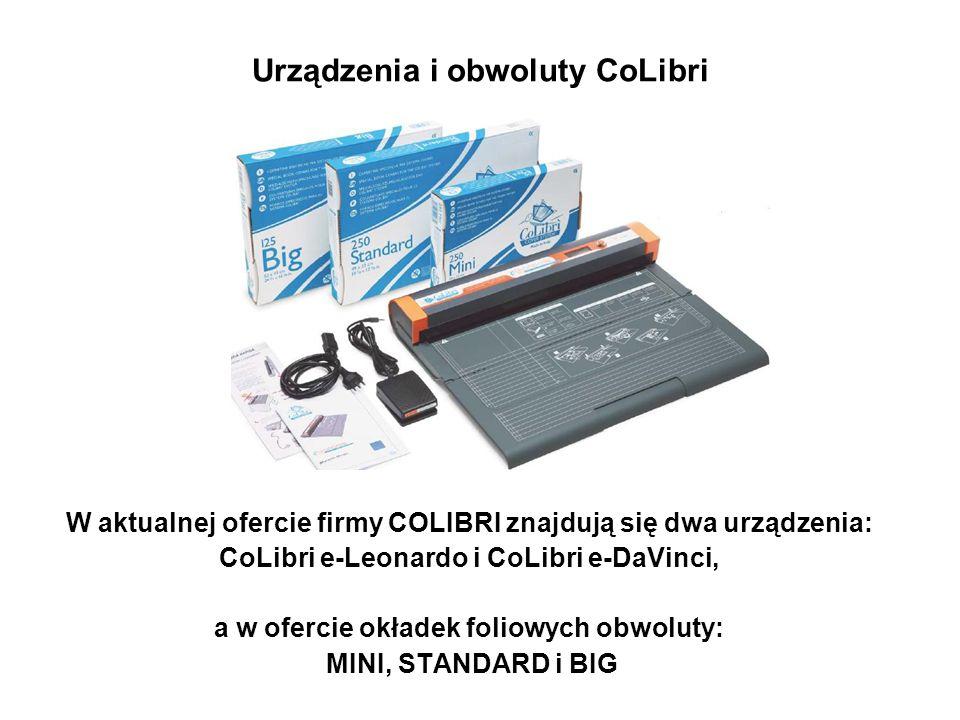Urządzenia i obwoluty CoLibri