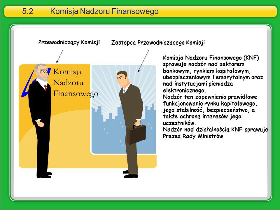 5.2 Komisja Nadzoru Finansowego