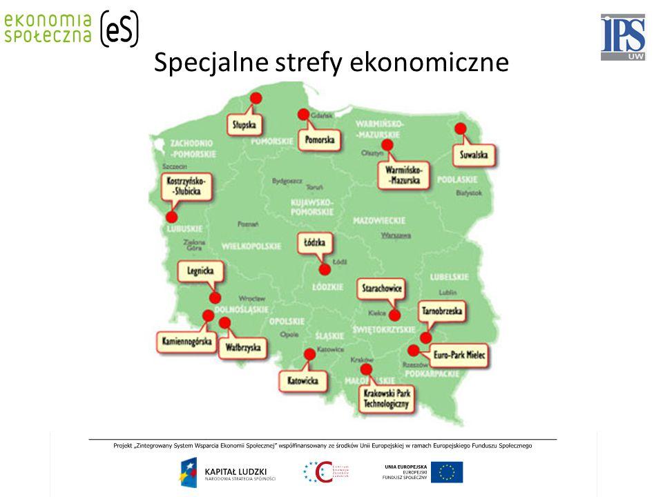 Specjalne strefy ekonomiczne
