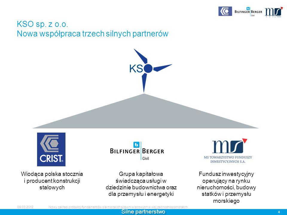 KSO sp. z o.o. Nowa współpraca trzech silnych partnerów