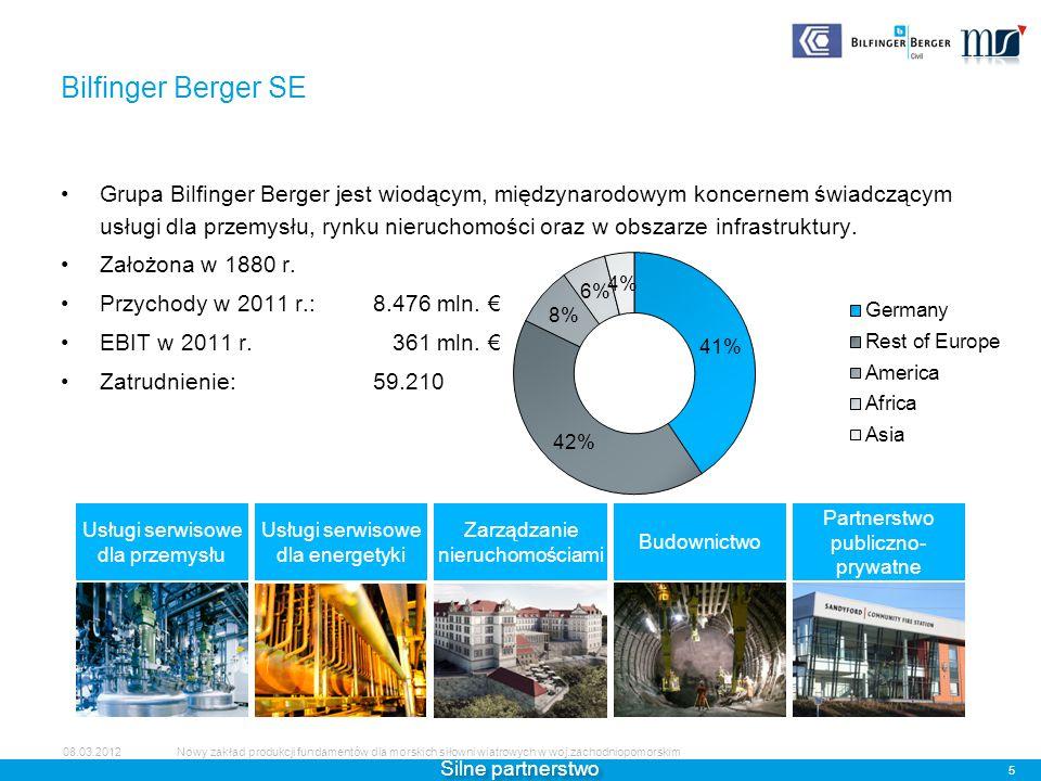 Bilfinger Berger SE