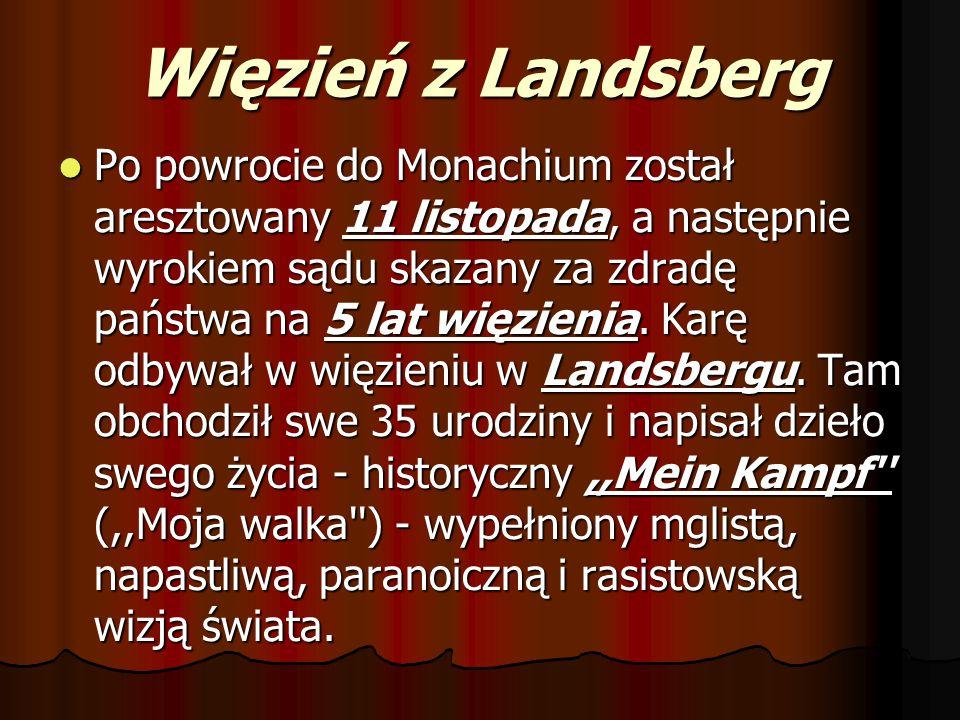 Więzień z Landsberg