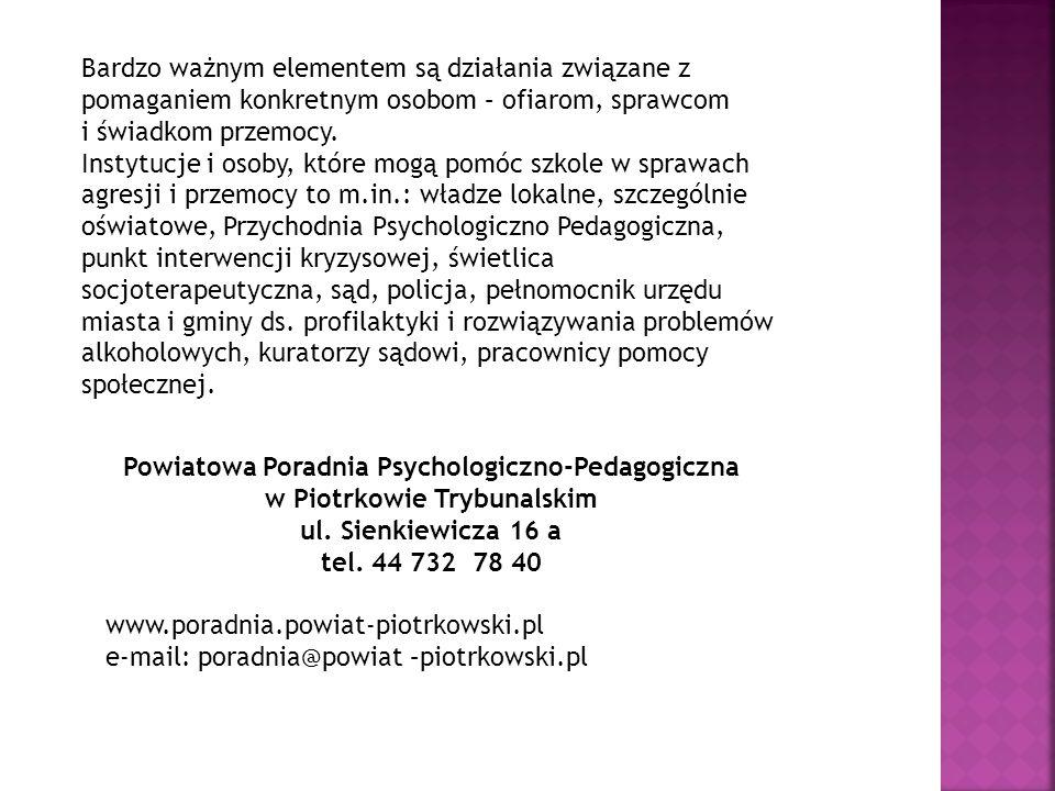 Powiatowa Poradnia Psychologiczno-Pedagogiczna