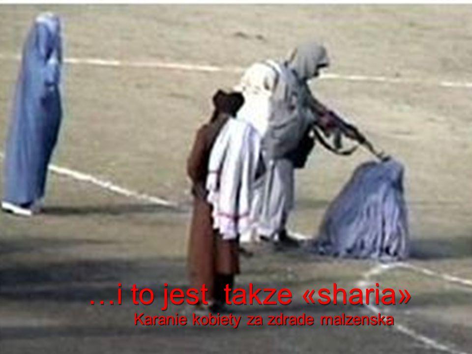 …i to jest takze «sharia»