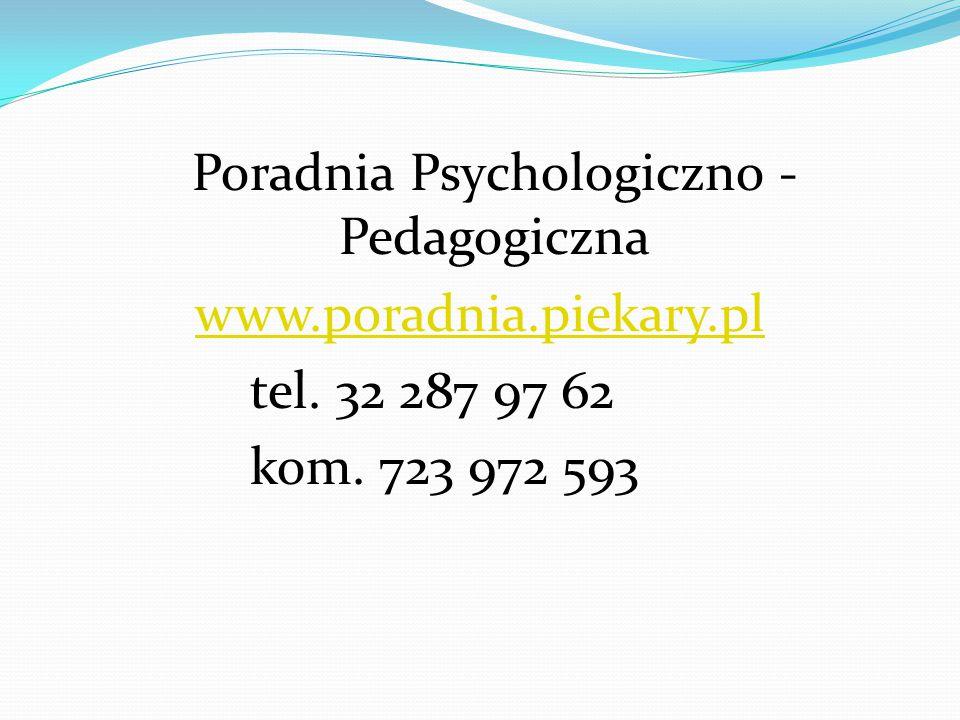 Poradnia Psychologiczno -Pedagogiczna
