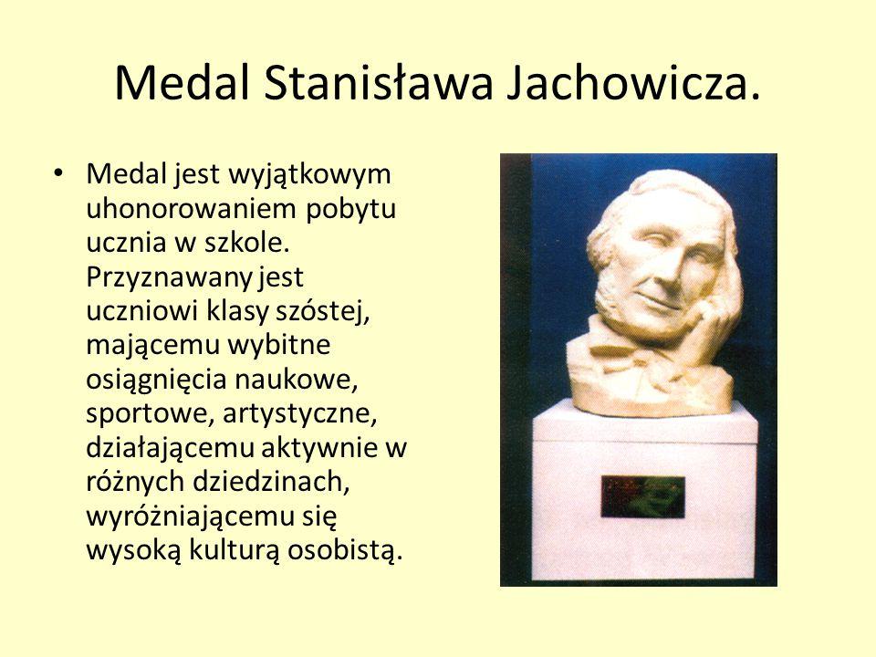 Medal Stanisława Jachowicza.