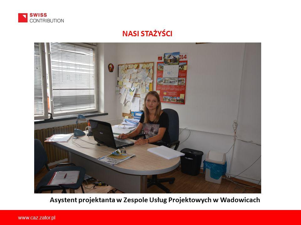 Asystent projektanta w Zespole Usług Projektowych w Wadowicach