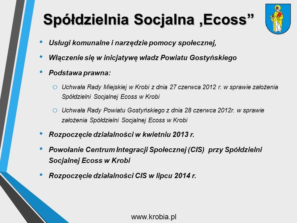 Spółdzielnia Socjalna 'Ecoss