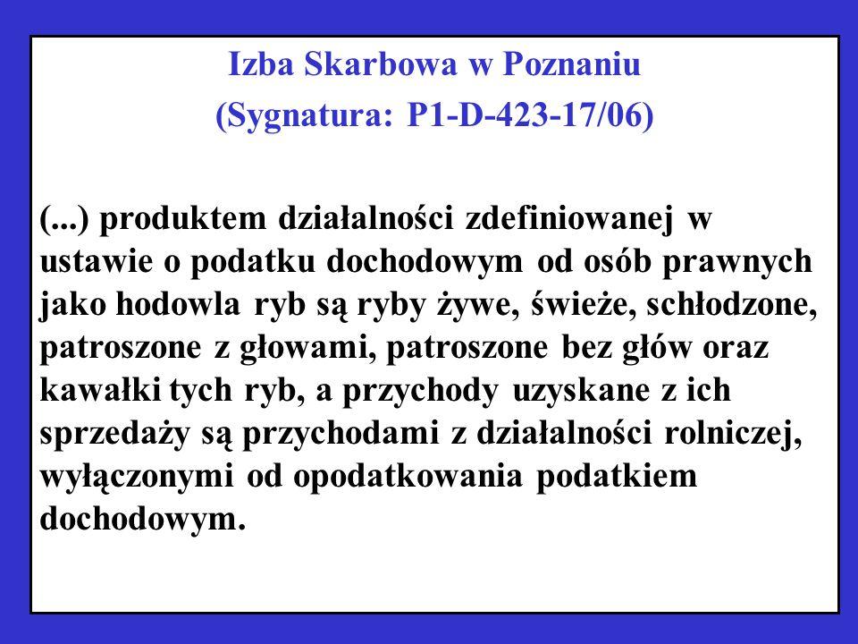 Izba Skarbowa w Poznaniu