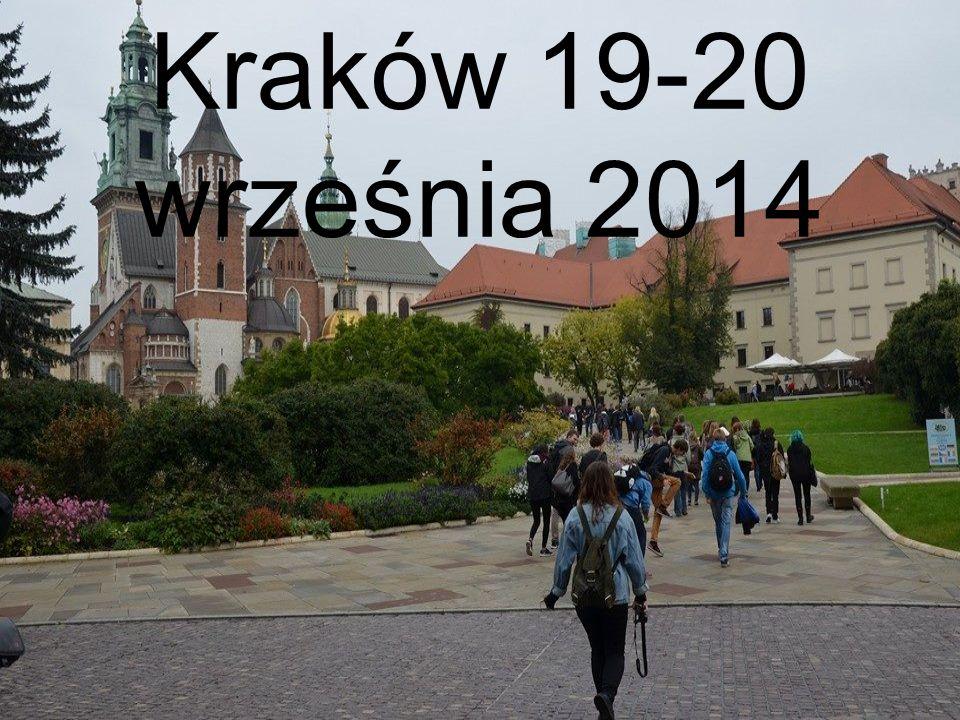 Kraków 19-20 września 2014